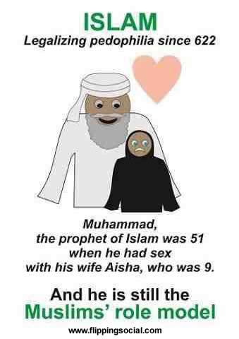 islam-Legalizing-pedophilia-since-622