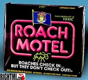 roach-motel