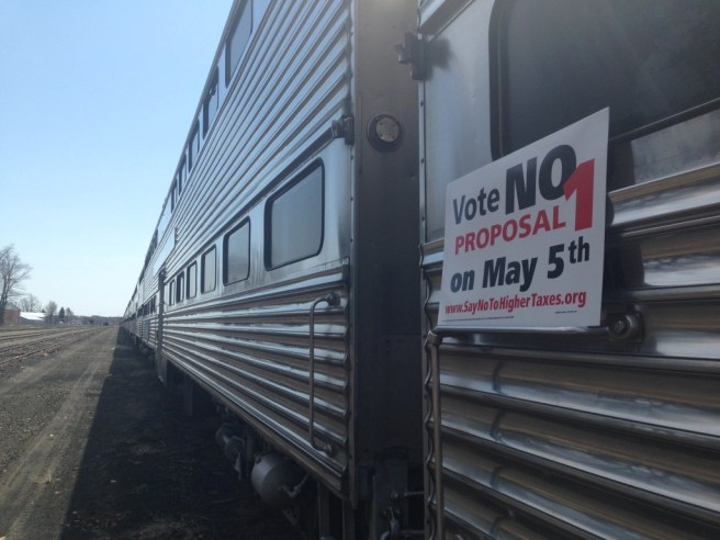 Vote-no-Train