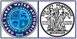 GLWA Detroit Seal Image