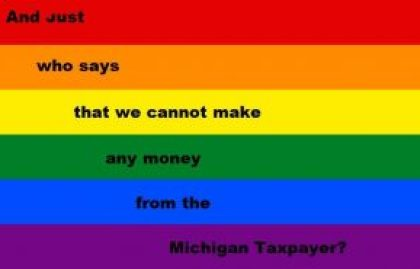 Shakedown Flag