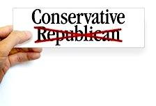 Conservative-not-Republican