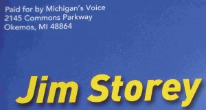 Close Up, Michigan's Voice Flyer