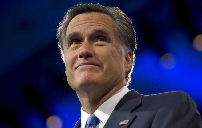 Mitt Romney Image 1
