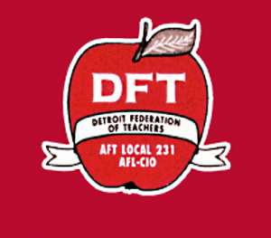 Detroit Federation of Teachers Logo
