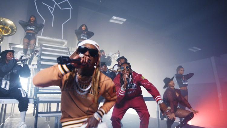 Bet Hip Hop Awards 2020 Lil Wayne 2 Chainz Represent
