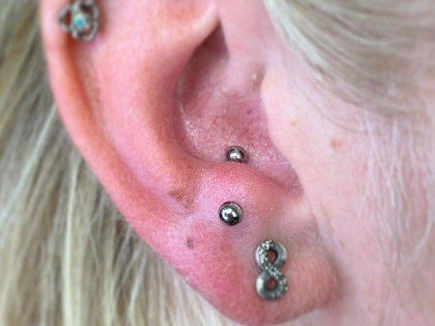 anti tragus piercing healing