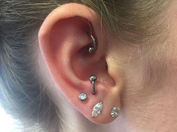 ear piercing anti tragus