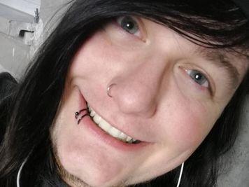 fake spider bites piercing
