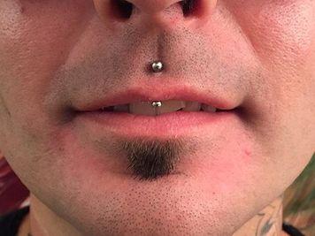 jestrum piercing pain