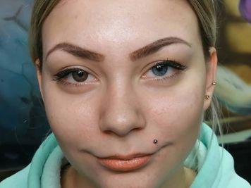 monroe piercing studs