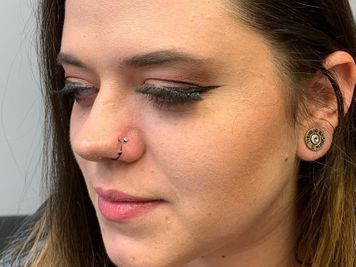 nostril jewelry