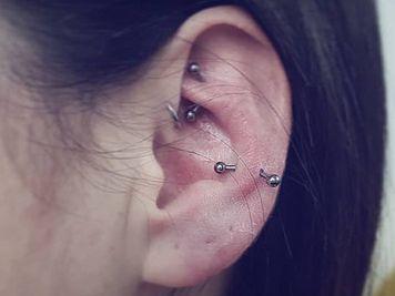 snug ear piercing pics