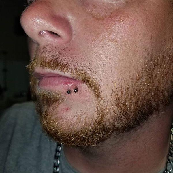 spider bite piercing guys