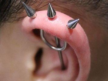 trident piercings