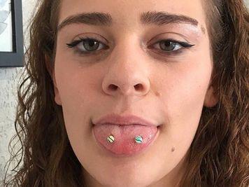 venom piercing experience