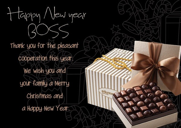 Happy New Year Wishes To Boss Colleagues Amp Employees