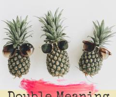 Double Meaning Wacks & Smacks