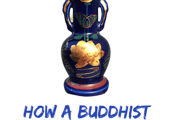 How a Buddhist Death Vase Gave Me Peace