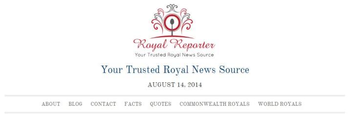 Royal Reporter Screen Capture