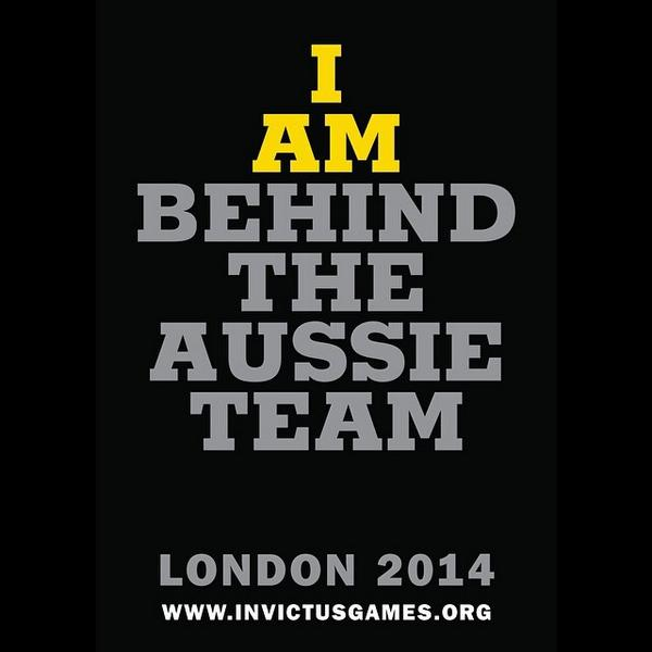 Photo courtesy of Team Invictus Australia.