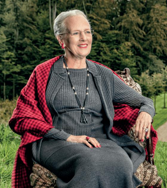 queen margrethe denmark