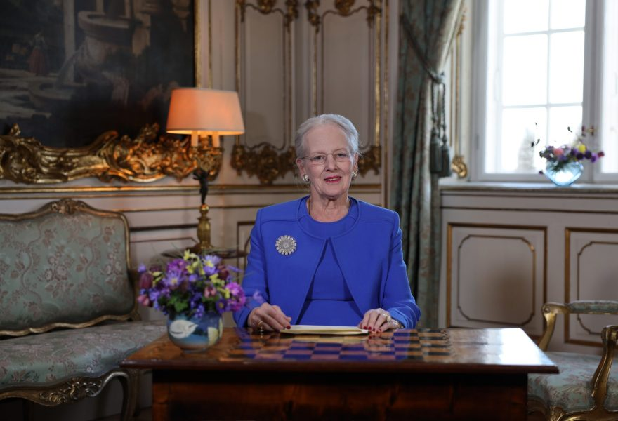 queen margrethe ii 80th birthday address