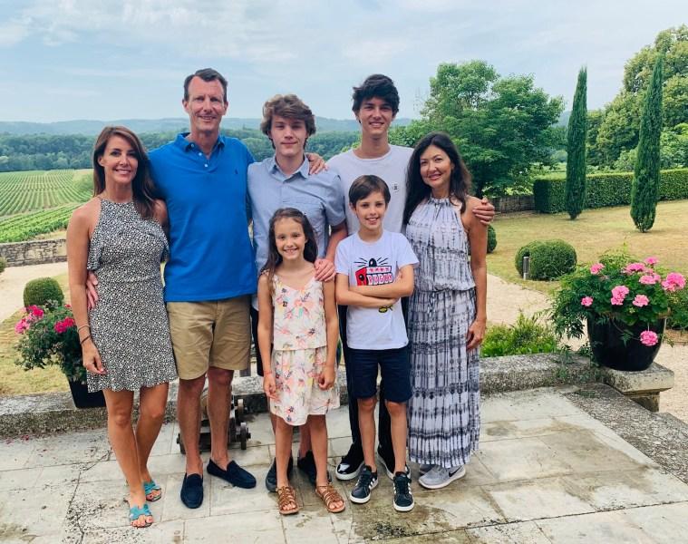 Prince Felix 18th-Family