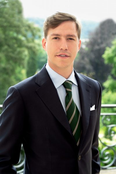 Prince Louis of Luxembourg 2018