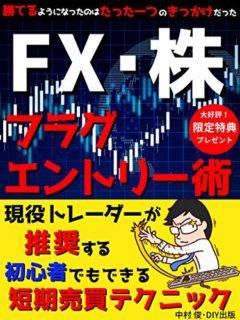 FX・株のフラグエントリー術: 現役トレーダーが推奨する初心者でもできる短期売買テクニック