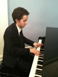 Callum Nicholls, Cardiff School of Music composer and creator of The Picture of Dorian Gray: The Musical