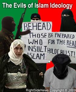 Islam persecution of women