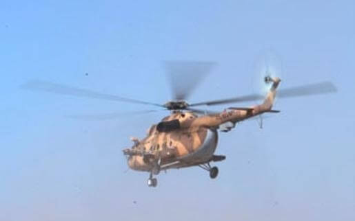 Armed_Mil_Mi-17_helicopter
