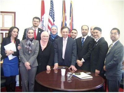 Kucinich_and_CAIR_Staff