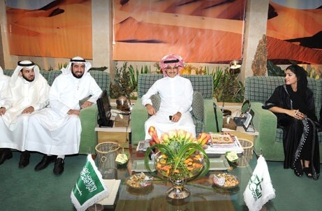 Prince_Al-Waleed_Bin_Talal_center_with_Princess_Ameerah_Al-Taweel_vice-chairwoman_of_the_Board_of_Trustees_of_Al-Waleed_Bin_Talal_Foundation