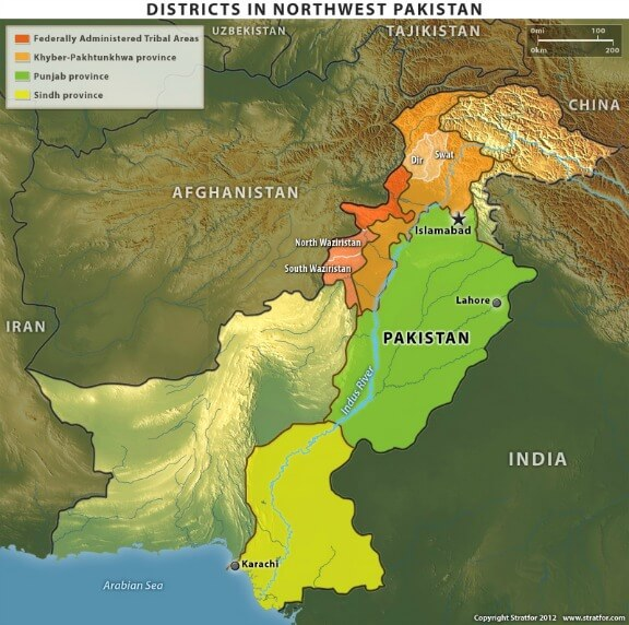 Pakistan_River_districts