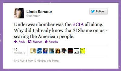 Linda_Sarsour_Tweet_Blames_CIA_as_Underwear_Bomber