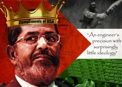 Morsi_Crowned_King_of_Egypt_by_the_US_Long_live_the_King