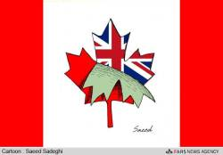 Britain is behind Canadas severing of relations with Iran