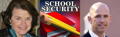 Feinstein and Babeu on School Security