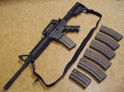 M4gery Carbine Assault Rifle