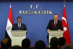 Mohamed Morsi could learn a thing or two from Recep Tayyip Erdoğan