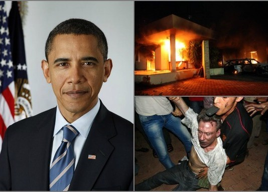 Obama was AWOL Stevens Died Obama Lied