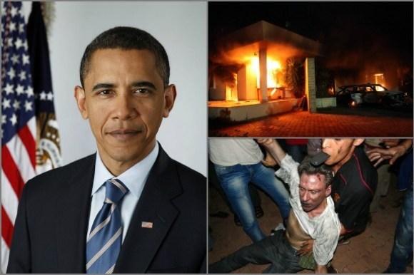 Obama was AWOL Stevens Died Obama Lied