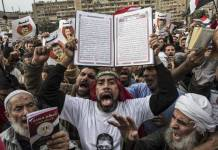 Sharia-Supporters-in-Egypt