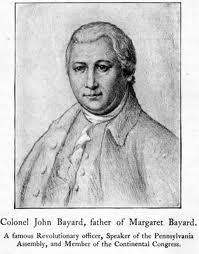 Colonel John Bayard