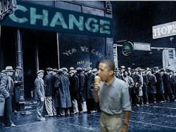 Obama - Breadlines