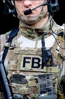 FBI Quiet Professionalism