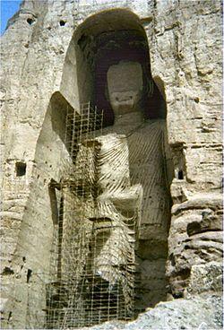 250px-Afghanistan Statua di Budda 1