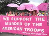 Code Pink al-Qaeda